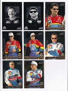 1996 Action Packed Credentials SILVER SPEED PARALLEL #32 Dale Jarrett ONE CARD!