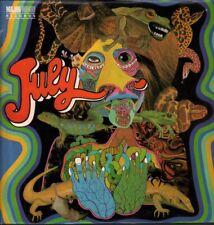 JULY July LP VINYL UK Major Minor 1968 12 Track Vinyl LP Mono Pressing Matrix A1