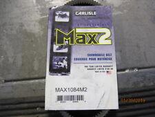 POLARIS CARLISLE MAX2 SNOWMOBILE BELT MAX1084M2
