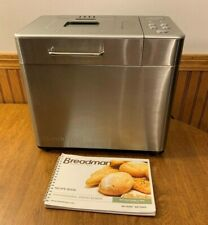 Breadman Professional Bread Maker Model BK1060S with Fruit/Nut Dispenser