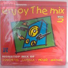 """Various – Enjoy The Mix Vol. 2 (Vinyl, 12"""", Maxi 45 Tours)"""