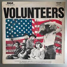 Jefferson Airplane – Volunteers Vinyl LP France 1970 Great copy!