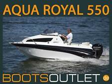 Aqua Royal 550 Cruiser Motorboot Sportboot Boot