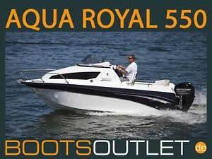 Aqua Royal 550 Cruiser Motorboot Sportboot Boot