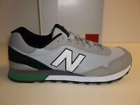 New Balance Size 10.5 M Classic 515 Fabric Leather Gray Sneakers New Mens Shoes