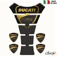 ADESIVO SERBATOIO RESINA 3D ORO FOR DUCATI 1098 1098 2007-2012