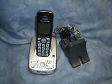 Panasonic Kx-Tg4223N Cordless Phone Main Base, Handset & Ac Adapter