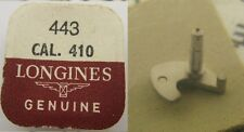 Longines 410 watch parts: * sealed * setting lever 443