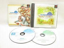 SEIKEN DENSETSU Legend of Mana Item Ref/ccc PS1 Playstation Japan Game p1