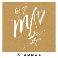 K-pop GOT7 Mini Album Repackage MAD WINTER EDITION Merry Ver Full Package