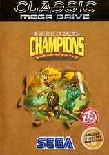## SEGA Mega Drive - Eternal Champions Classic - TOP / MD Spiel ##