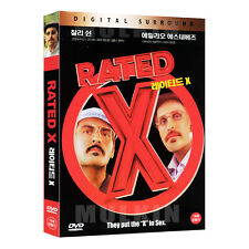 Rated X (2000) DVD - Charlie Sheen, Emilio Estevez (*New *All Region)