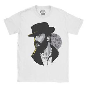 Peaky Blinders Alfie Solomons T-shirt BBC Fan Tom Hardy Top Tee Mens Unisex