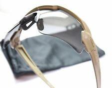 NEW Oakley Sunglasses SI BALLISTIC M FRAME ALPHA Terrain Tan Grey