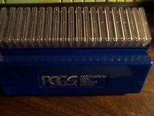 (LOT OF 10) GRADED COINS- NGC, ANACS, PCGS OR ICG-MIXED BOX-RANDOMLY SELECTED