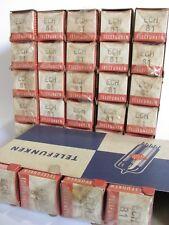 Genuine (Real Deal) Telefunken made ECH81 (6AJ8) tube - Diamond '<>' Embossed
