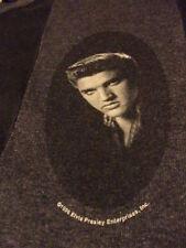 """Vintage 1996 Elvis Presley """"Still Rockin!"""" (Lg) T-Shirt Charcoal"""