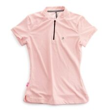 Assos DB.11 Lady Activity Jersey Polo Shirt Short Sleeve Womens Medium NWT $130