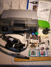Dremel #395 Type-6 Multi- Pro W/ Flex Shaft & Lots Of Acces.