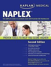 Kaplan Medical NAPLEX: The Complete Guide to Licensing Exam Certification for Ph