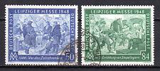 Germany / Allied zone - 1948 Fair Leipzig - Mi. 967-68 VFU