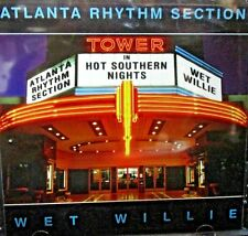 Hot Southern Nights by Atlanta Rhythm Section & Wet Willie NEW! CD,SOUTHERN ROCK