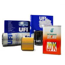 Kit tagliando Fiat Punto II 2 188 1.2 8v 44kw 60cv benzina UFI 3lt Selenia 10W40