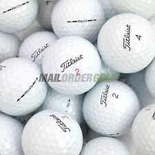 100 TITLEIST PRO V1X  PROV1X - GRADE A - PREMIUM QUALITY - GOLF BALLS SUPERB