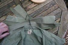 NAMED VAN HEUSEN 1951 BRITISH ARMY OFFICER SHIRT AND THREE COLLARS SIZE 14 1/2