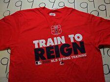 XL- Los Angeles California Anaheim Angels Spring Training 2016 T- Shirt