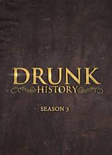 Drunk History: The Complete Third 3rd Season Three 3 (DVD, 2016, 2-Disc Set) NEW