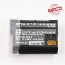 Genuine Original Nikon EN-EL15 ENEL15 Battery for Nikon D600/D800/D800E/D7000/V1