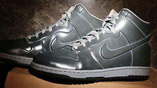 Nike Dunk High VT Premium 472501-001 Medium Grey VacTech Shoes Size 10