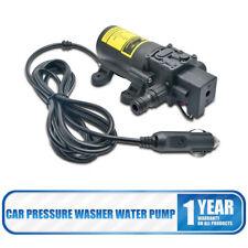 1Set 12V Car High Pressure Water Gun Power Washer Spray Water Hose Long Rod 80W