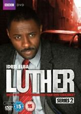 Luther: Series 2 Phillippa Giles DVD NEW