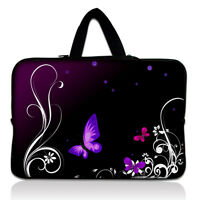 "Laptop Neoprene Sleeve Bag Case Notebook Cover For 17"" 17.3"" 17.4"" HP Dell Acer"