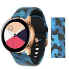 Soft Silicone Watch Band For Samsung Galaxy Watch 4 40/44mm & Classic 42/46mm