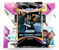 2019-20 Panini Prizm NBA Retail Pack from Sealed Box 🔥