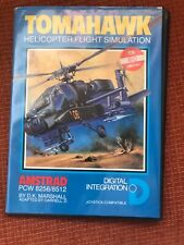 Tomahawk Helicopter Flight Simulation AMSTRAD PCW DISK Digital Integration