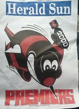 Essendon Bombers 2000 AFL Grand Final Premiership Poster