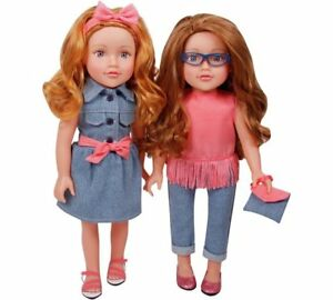 Chad Valley Designafriend Best Friend Dolls with Gift Box For Kids above 3 years