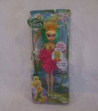 Disney Fairies Colour Change changing Pixie Bath Tink Doll Tinkerbell NEW