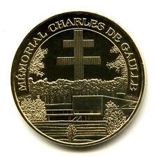 52 COLOMBEY Mémorial Charles de Gaulle 2, 2010, Monnaie de Paris
