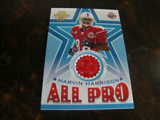 2005 Topps Football-All Pro-Pro Bowl Jersey-#Ap-Mh Marvin Harrison