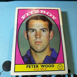 1968 Scanlens AFL VFL Football Cards - Choose what you are looking for