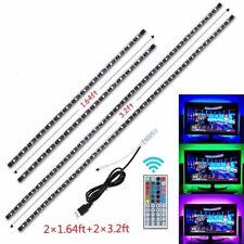 USB LED Strip light waterproof RGB 5V TV Backlight 5050 44key Remote Controller
