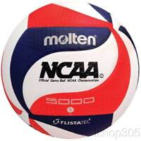 Molten V5M5000-3N Official NCAA Indoor Volleyball Pro Game Ball FLISTATEC