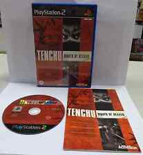 Console Gioco Game SONY Playstation 2 PS2 PAL ITALIANO TENCHU WRATH OF HEAVEN It