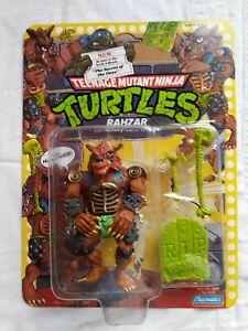 TMNT RAHZAR Wolfman