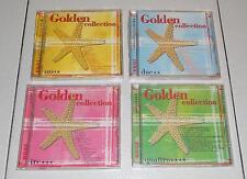 4 Cd GOLDEN COLLECTION - NUOVI 1 2 3 4 Uno due tre quattro OGGI Compilation